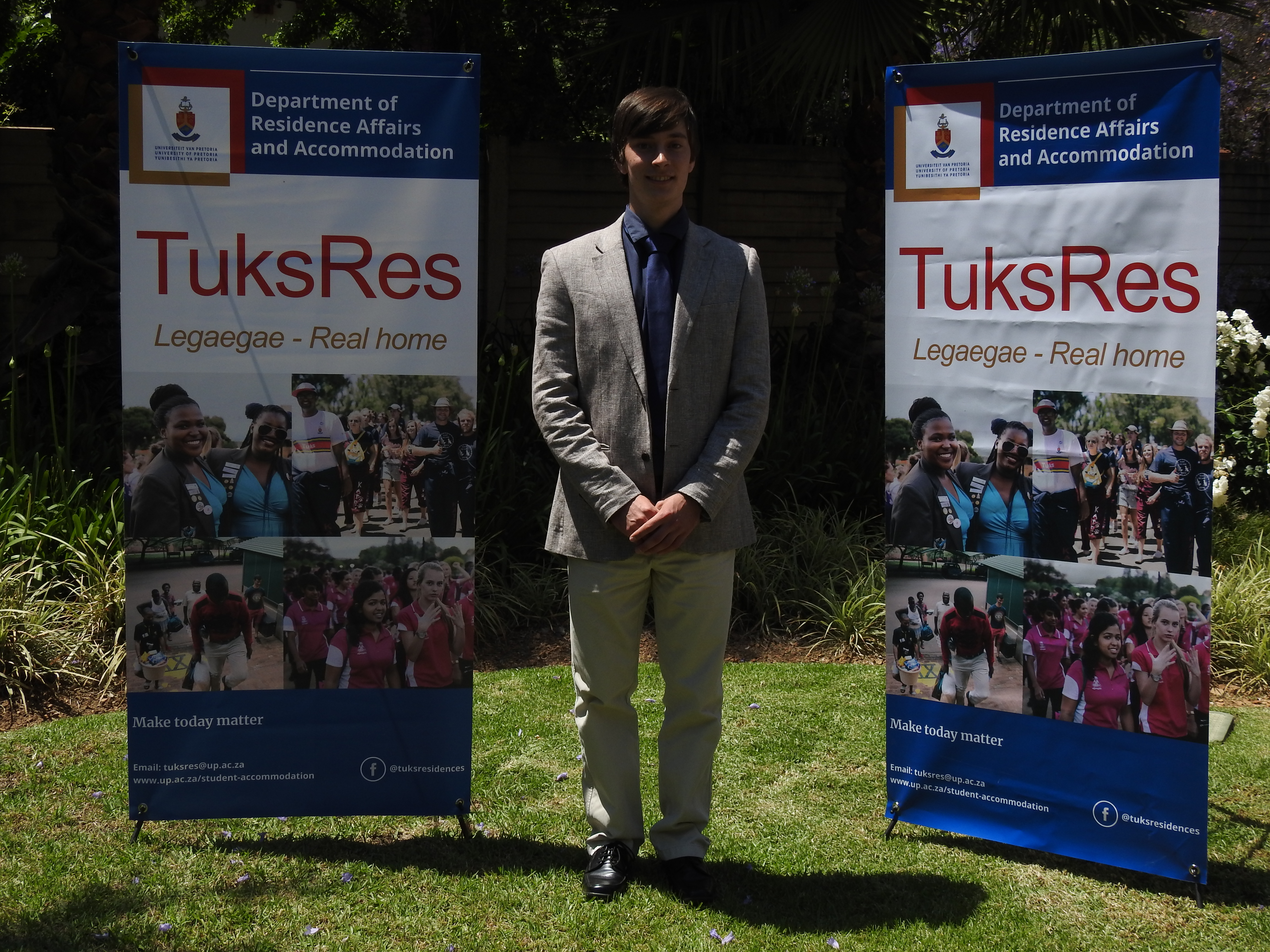 Up S Residence Affairs And Accommodation Hosts Tuksres Academic