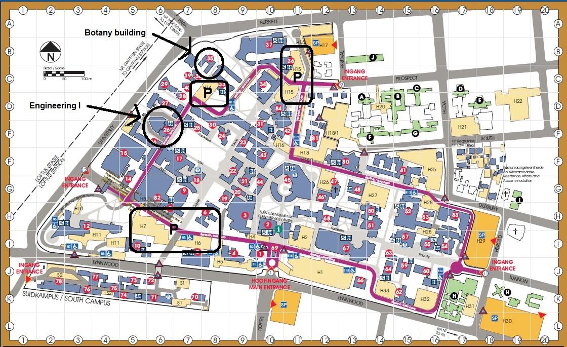 university of pretoria campus map Program Article University Of Pretoria university of pretoria campus map
