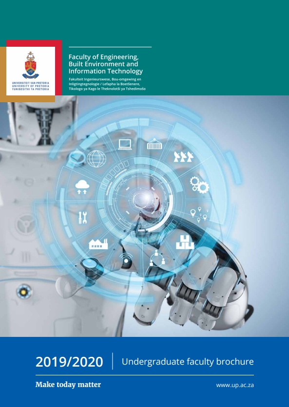 Mechanical & Aeronautical Engineering | University of Pretoria