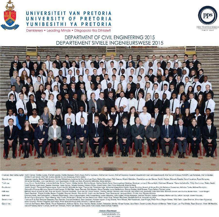 Final Year Class Photos
