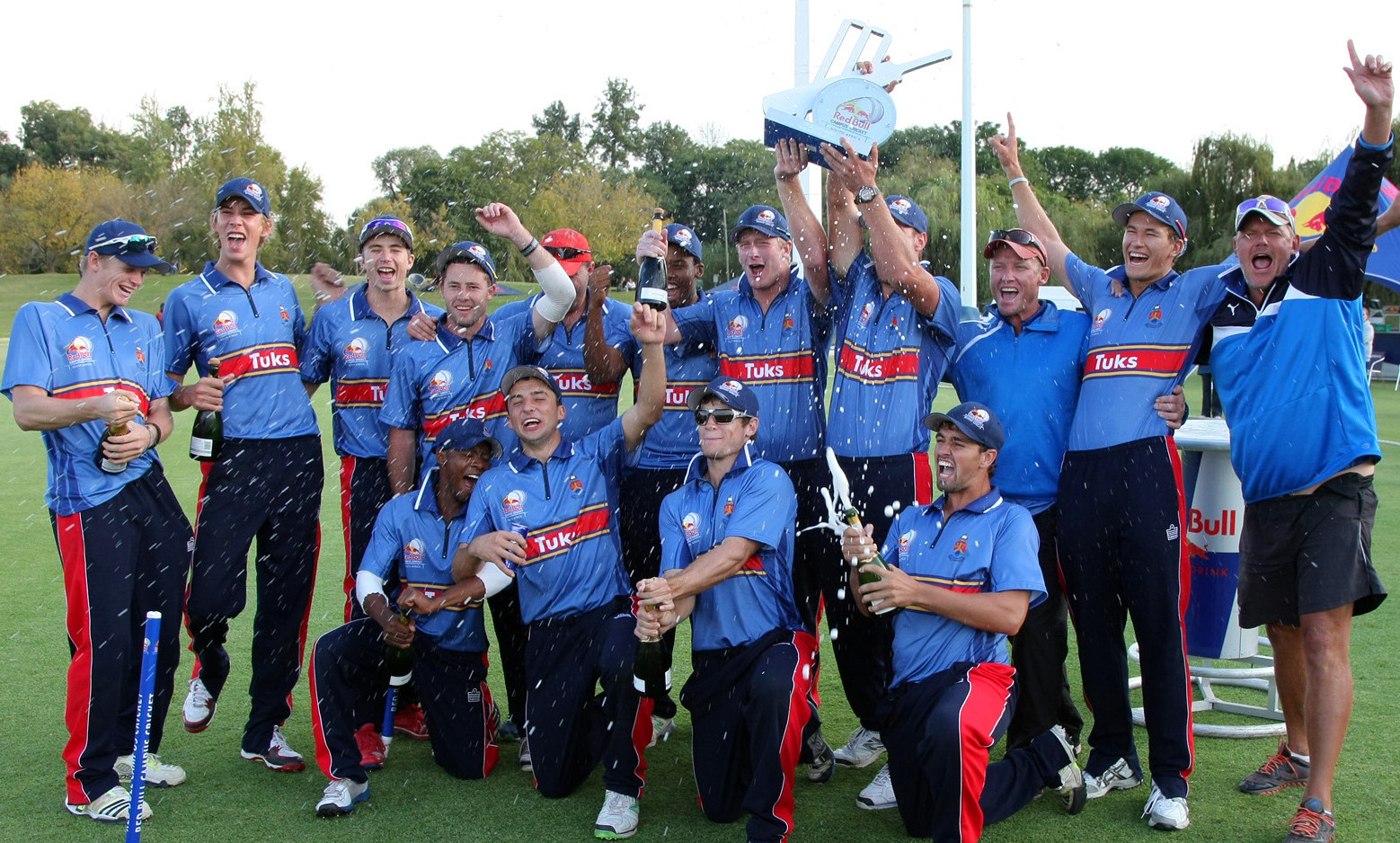 Red Bull Campus Cricket SA Winners