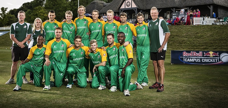 Red Bull Campus Cricket World Final Winners 2014