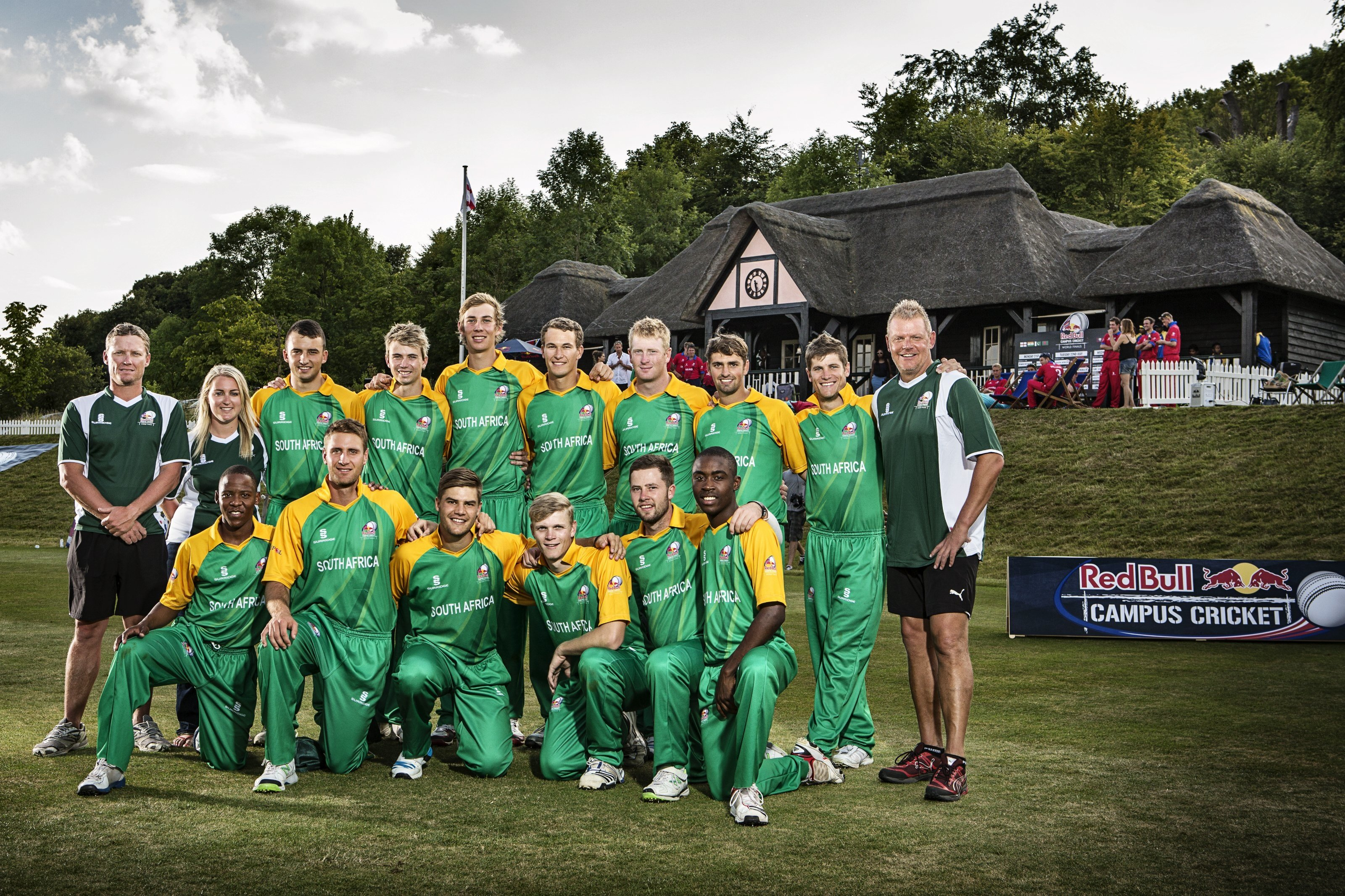 Red Bull Campus Cricket World Final Winners