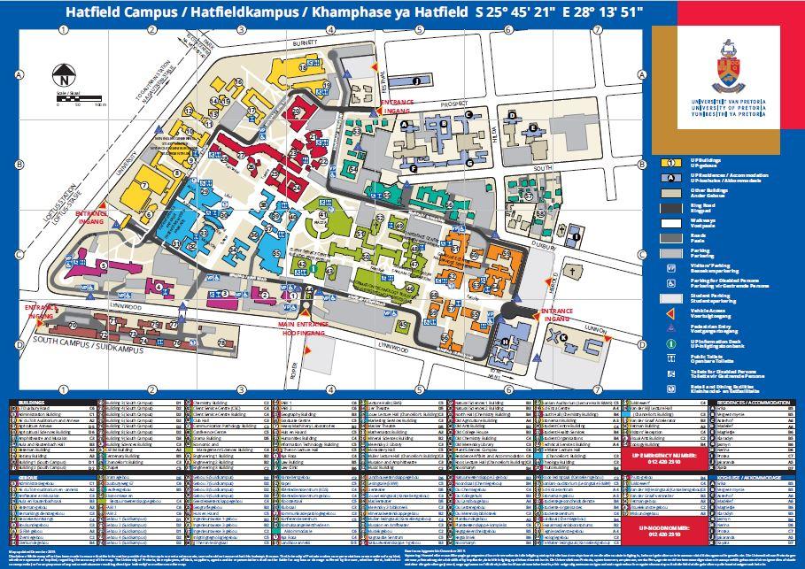university of pretoria campus map Campus Life Article University Of Pretoria university of pretoria campus map