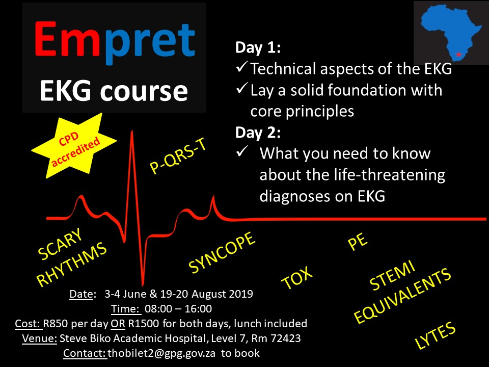 Emergency Medicine EMpret Courses