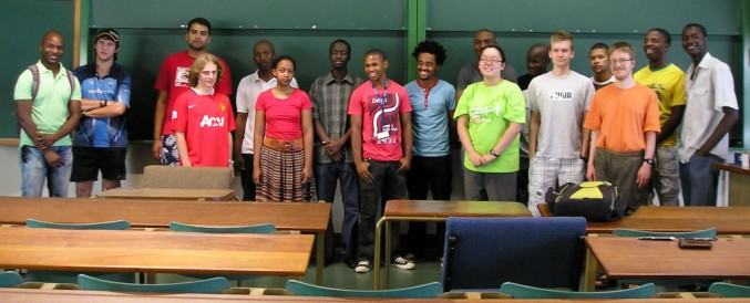 The South African Tertiary Mathematics Olympiad (SATMO)