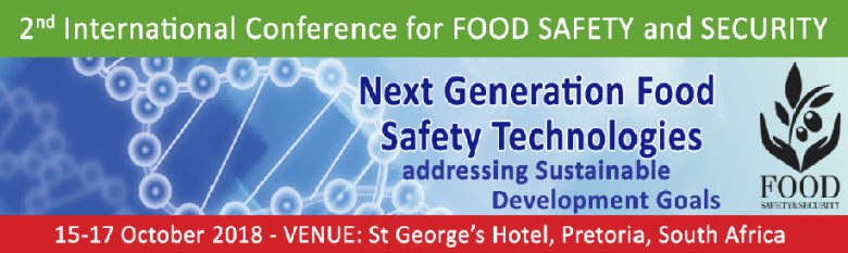 Second International Conference for Food Safety and Security